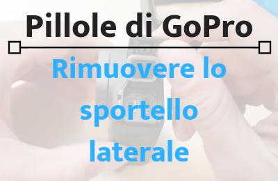 collegare GoPro per iPhone