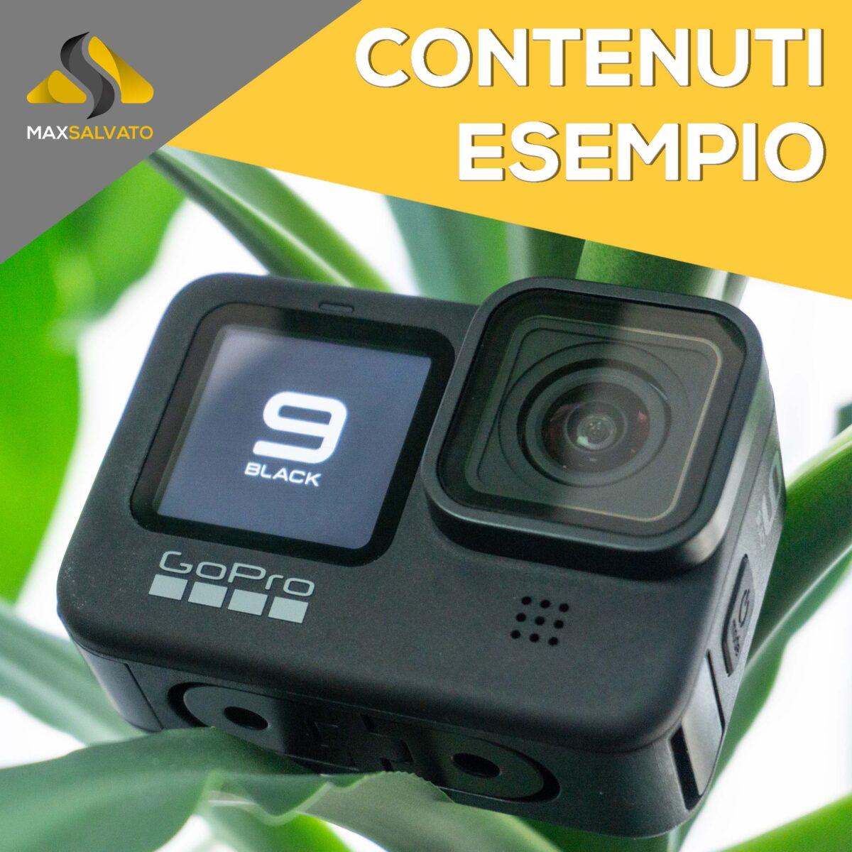 GoPro Hero9 Black – Contenuti Esempio