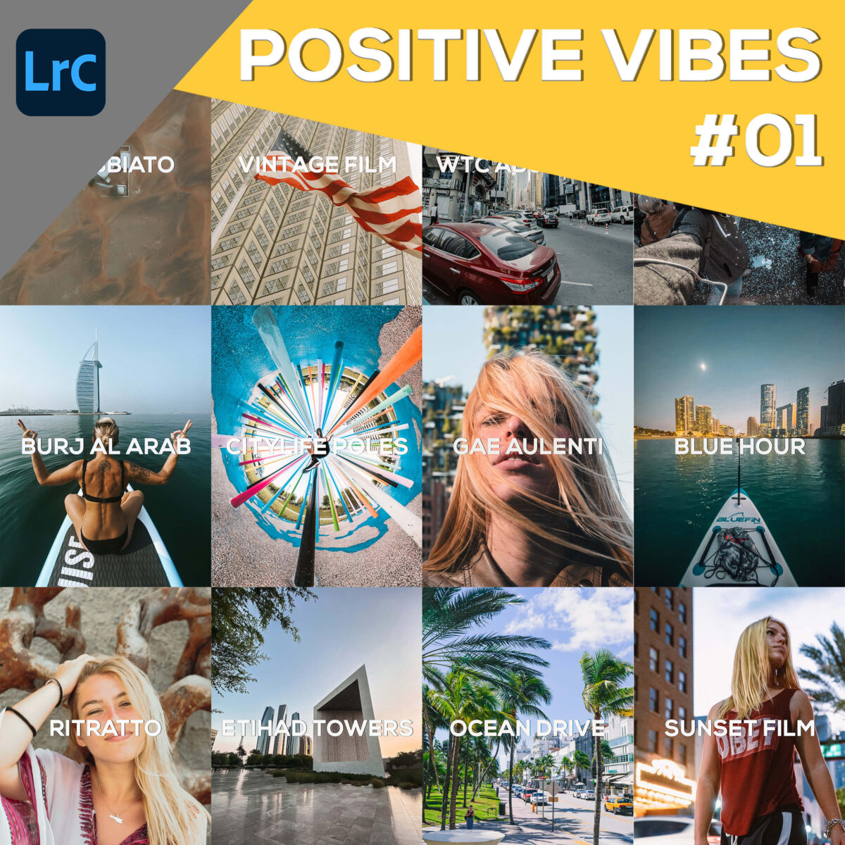 Positive Vibes #01